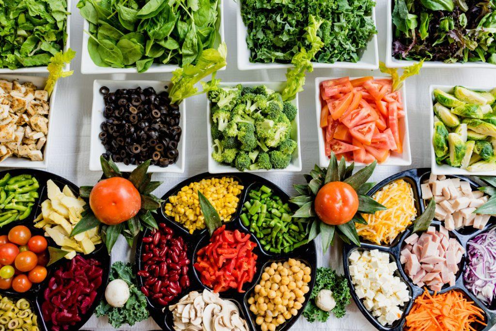 Le rééquilibrage alimentaire