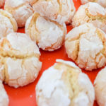 Cookies craquelés