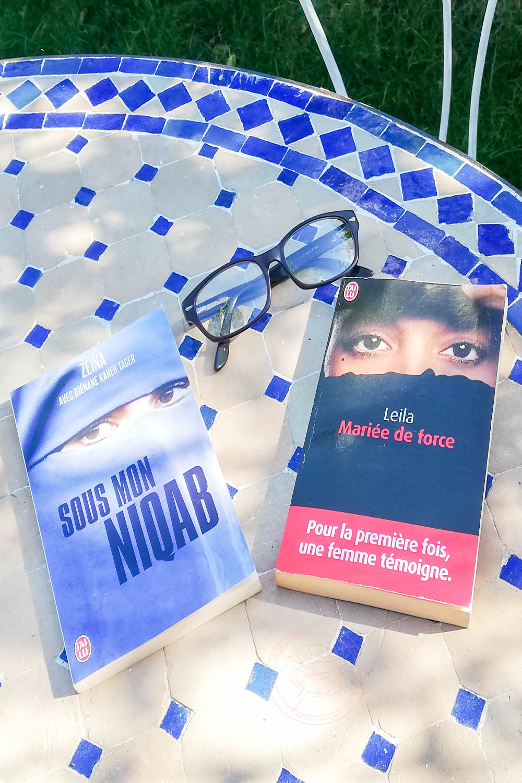 Sous mon niqab/Leila mariée de force