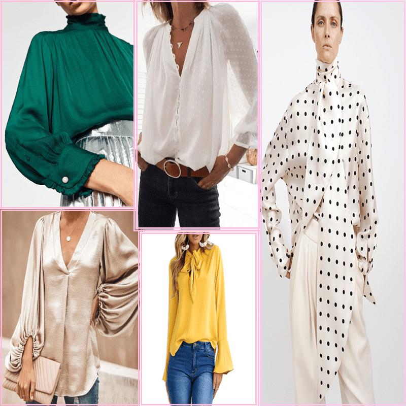 Tendances mode automne-hiver 2019