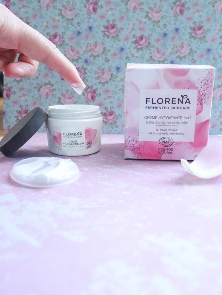 Florena crème hydratante