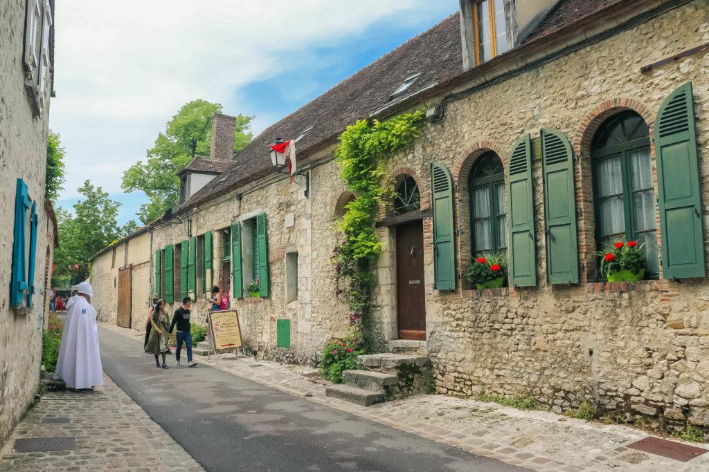 ruelle Provins