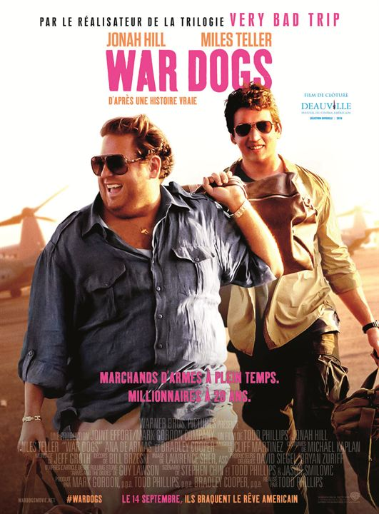 the war dogs