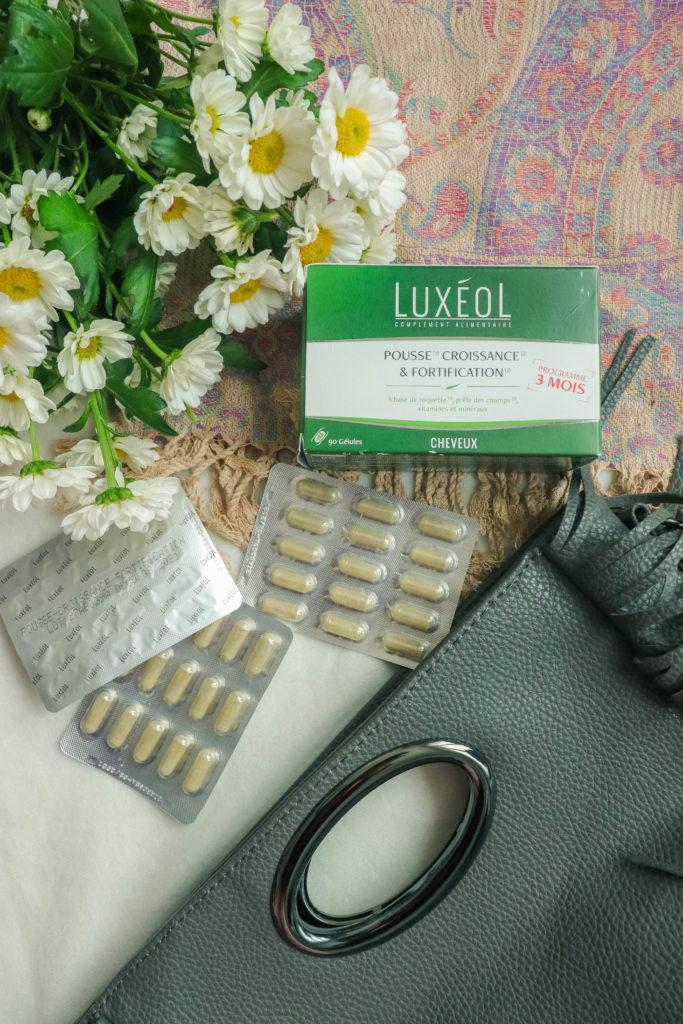 produits Luxéol-Complément alimentaire