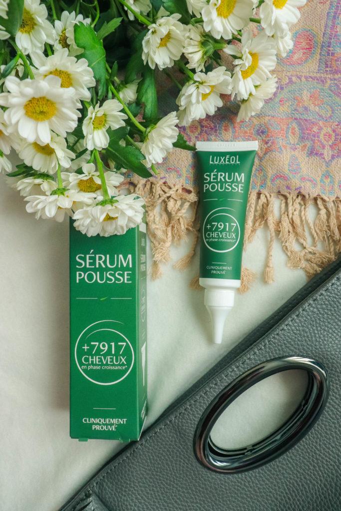 Produits Luxéol-sérum pousse